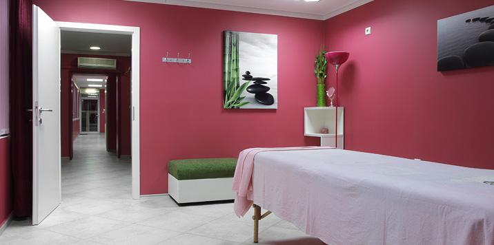 масажно студио люлин